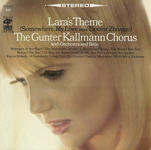 The Gunter Kallmann Chorus - Lara's Theme (Cover)