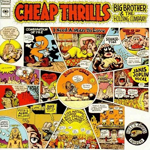 Big Brother - Cheap Thrills (front)